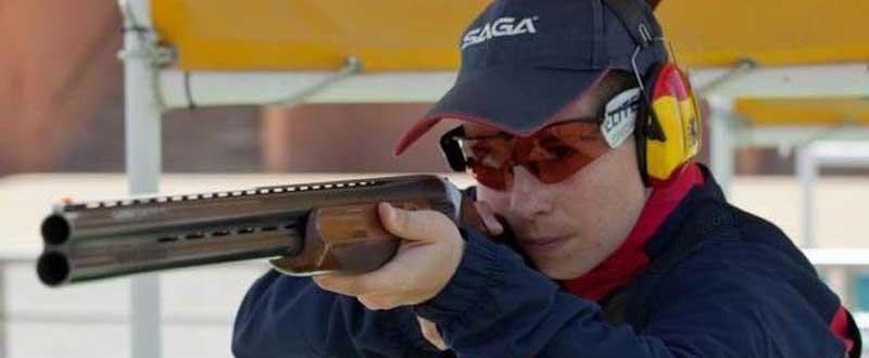 Beatriz Martínez ha logrado la 5ª plaza en Foso Olímpico en Maribor. Fuente: AD.