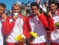 Los botes españoles finalizan con 6 medallas en Portugal