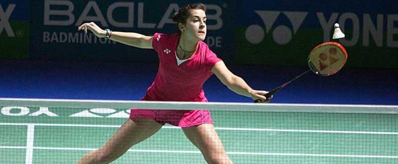 Carolina Marín intentará revalidar en Yakarta su título mundial. Fuente: AD.