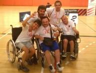 José Manuel Prado, Manolo Martín, Wafid Boucherit y Vasile Agache, campeones de España