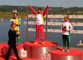 Roi Rodríguez, campeón del mundo sub23 en K1