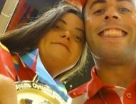 María Trinidad Martín consigue el oro en los Special Olympics