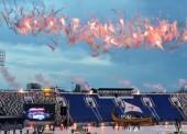 Ceremonia de inauguración del FOJE de Tiflis 2015