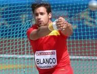 Miguel Alberto Blanco, medalla de plata en Suecia