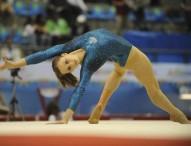 Cáceres acoge el Campeonato de España de gimnasia artística