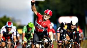 El alemán André Greipel ha ganado la última etapa. Fuente: AD