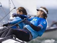 Iker Martínez y Marina López logran el billete a Río en el Mundial de Aarhus