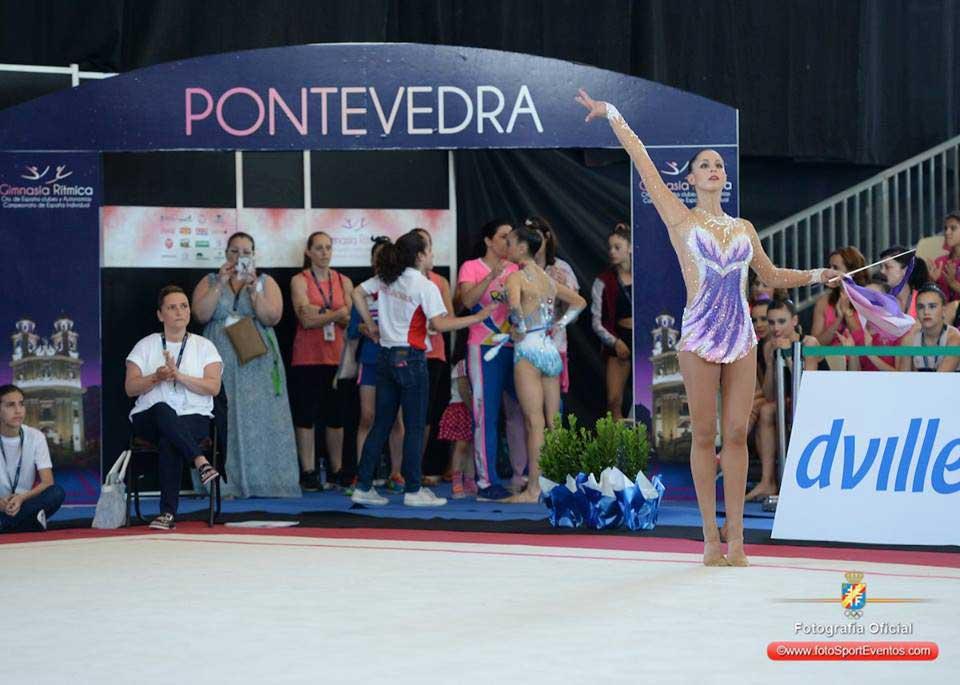 Carolina Rodríguez. Fuente: Rfeg