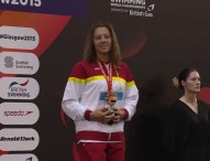 Miguel Luque consigue el primer oro para España en Glasgow