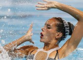 Bronce acuático para Ona Carbonell