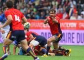 La selección de rugby 7 consigue el billete para el preolímpico mundial