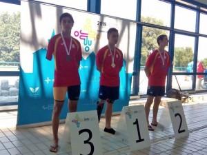 Los españoles han logrado una gran cosecha en la piscina: 40 medallas. Fuente.: dxtadaptado.com