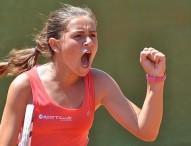 Las selecciones infantiles de tenis, en las fases finales de los europeos
