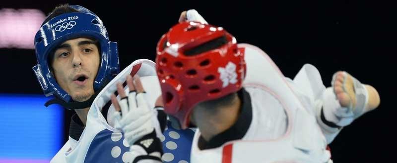 Joel González, oro olímpico en Londres, ha lograda el bronce en la Universiada de Verano.