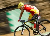 Juanjo Méndez conquista la plata en el Mundial de ciclismo