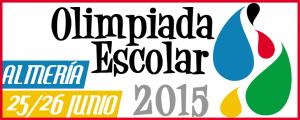 Olimpiada Escolar 2015