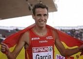 Víctor García, mínima mundial y olímpica en 3000 obstáculos
