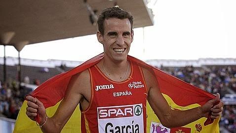 El atleta Victor García. Fuente: RFEA