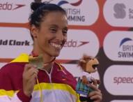 Teresa Perales, campeona del mundo en Glasgow