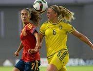 España, subcampeona de Europa sub19 tras caer ante Suecia