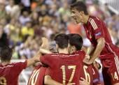 España, campeona de Europa sub19 tras derrotar a Rusia en la final (2-0)