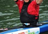 David Llorente, medalla de bronce en Polonia