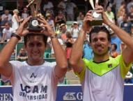 Almagro gana su primer título de dobles en Kitzbühel