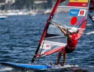Blanca Manchón, bronce en la regata preolímpica de Río