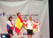 Alba Sánchez levanta un nuevo campeonato de Europa