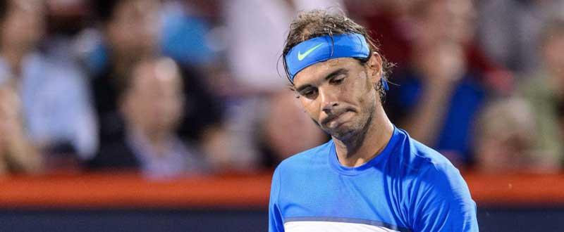 Rafa Nadal. Fuente: AFP/Minas Panagiotakis