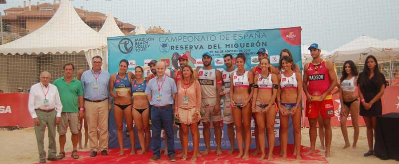 Vencedores. Fuente: LPT/Avance Deportivo