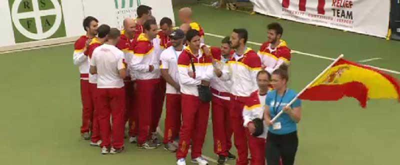 España se ha colgado el bronce. Fuente: