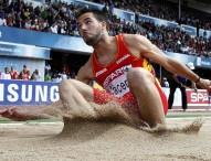 Eusebio Cáceres, baja para el campeonato del Mundo