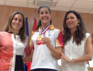 """Carolina Marín: """"La final la disfruté mucho, el oro me sabe a gloria"""""""