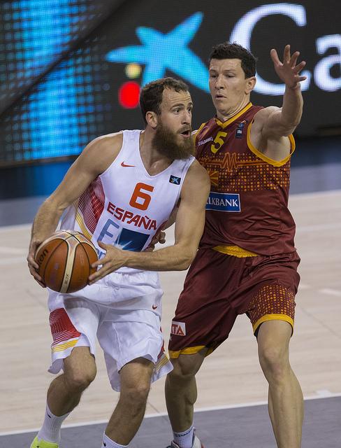 Sergio Rodríguez. Imágenes: AD