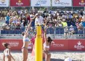 Merteki-Martínez y los hermanos Monfort triunfan en las playas de Tarragona