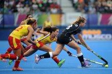 España ha caído ante Alemania en la lucha por el bronce. Fuente: Rfeh.