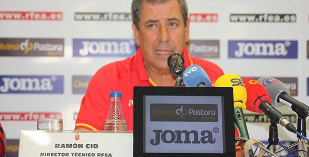 Ramón Cid. Fuente: Rfea