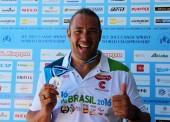 Javier Reja, subcampeón del mundo de piragüismo