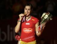 Carolina Marín vuelve a alcanzar la gloria