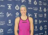 Jessica Vall, subcampeona de Europa en 200 braza