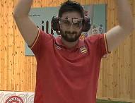 Pablo Carrera consigue la plaza olímpica en la Copa del Mundo de Gabala