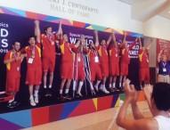 España suma 22 medallas en los Special Olympic World Games