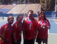 España consigue 25 medallas en los Special Olympics World Games