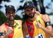 Pablo Herrera y Adrián Gavira, 5º puesto en el campeonato de Europa