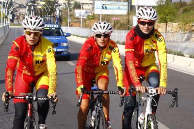 ciclismo femenino. Fuente: Rfec.