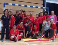 La selección española de Special Hockey+ se proclama campeona de Europa