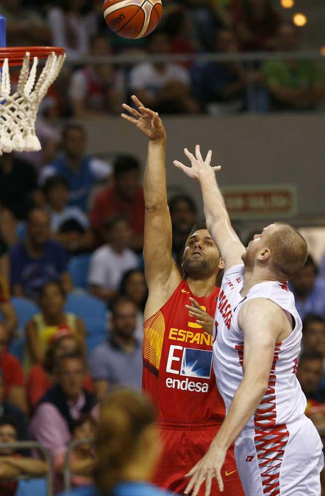 Felipe Reyes. Fuente: Feb