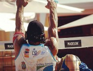 El jugador de voleibol Nacho Batallán emprende con Trainme