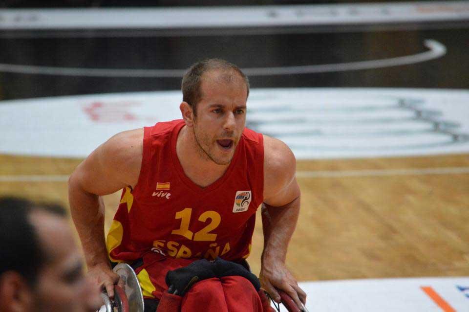Jesús Romero. Fuente: Andalucía es Deporte